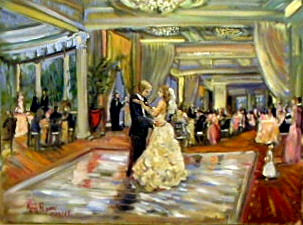 The Nelson Wedding  Sherwood Country Club  Thousand Oaks, Ca.  30″ x 40″ 7-18-15